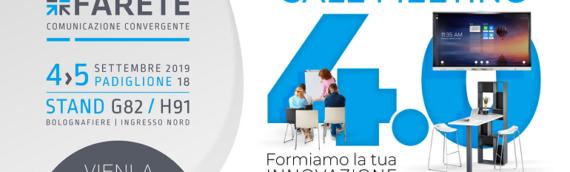 FARETE – Bologna, 4 e 5 settembre