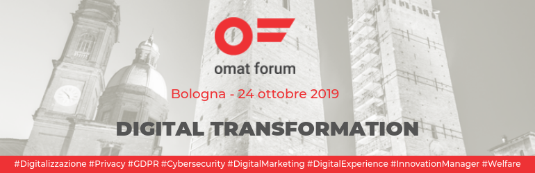 Omat Forum Bologna 2019
