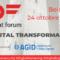 OMAT FORUM 24 OTTOBRE ABOLOGNA: Tema dell'Edizione La Digital Transformation